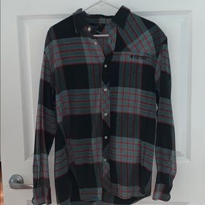 Zoo York button down flannel XL